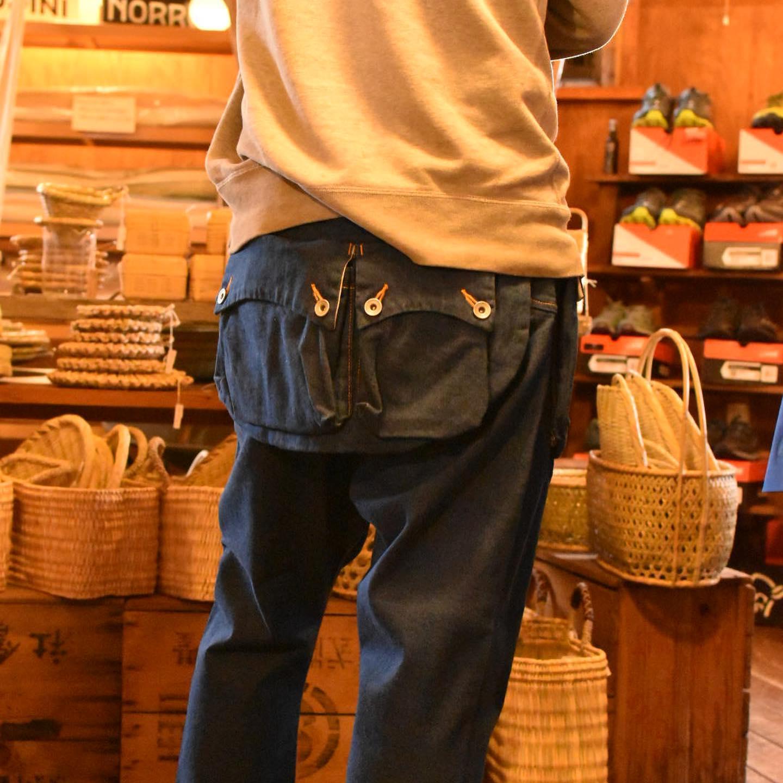 NATAL DESIGNG55 Sarouel Flap DenimCENTER ZIP OVER ALL ネイタルデザインのアパレル入荷しました独特なシルエットによってつくられる動きのある形で人気なネイタルデザインのデニムライン。岡山で作られた正真正銘のデニム。着るたびに馴染みその人独自の形に変化しヘビーユーズ間違いなしの一着。街着に、アウトドアのフィールド使いに!#ネイタルデザイン #g55 #デニム #岡山デニム #メイドインジャパン #オーバーオール #アパレル #アウトドア#街着 #フィールドスタイル #山の暮らしのお手伝い #ストーブハウス原村 #八ヶ岳 #原村 #富士見 #蓼科 @nataldesign1999